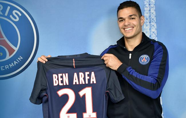 Ben Arfa signe au PSG