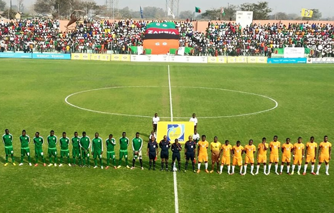 La Zambie sort la C�te d'Ivoire