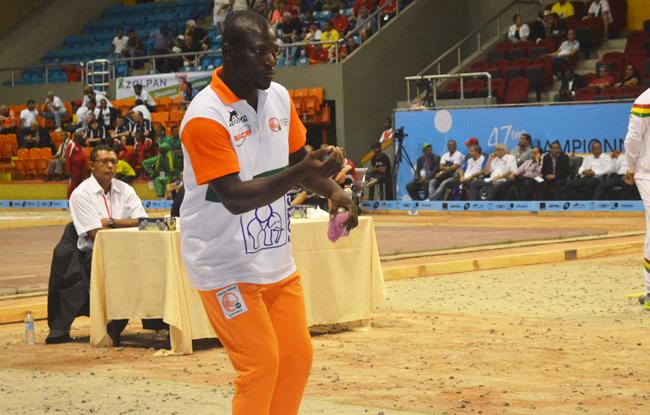 Zohou Bi envoie la Côte d'Ivoire en quart