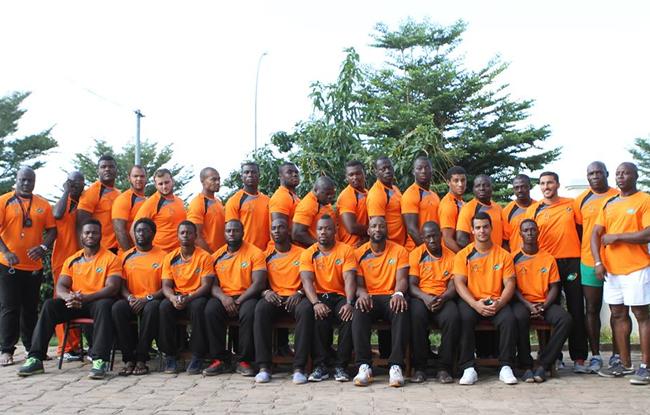 Les El�phants � Kampala