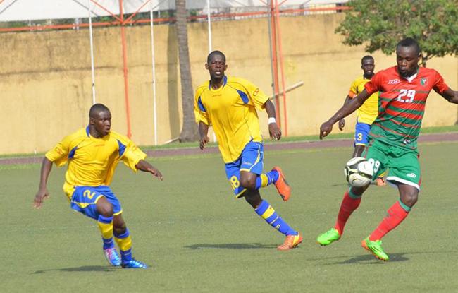 L�Africa contre Tanda