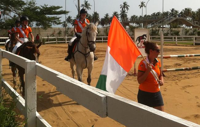 Les Ivoiriens champions d�Afrique