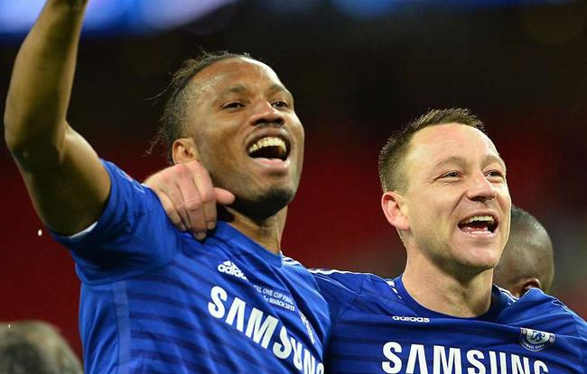 Terry veut que Drogba reste
