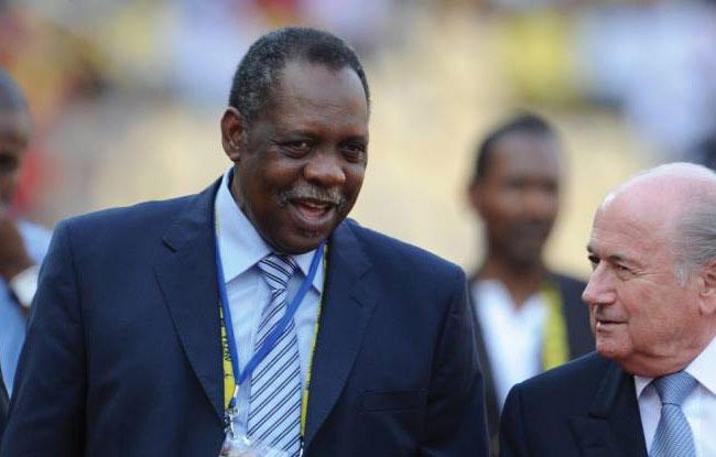 Hayatou, 1er Africain � diriger la FIFA