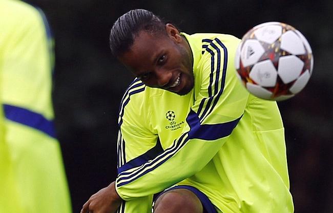 Didier Drogba de retour