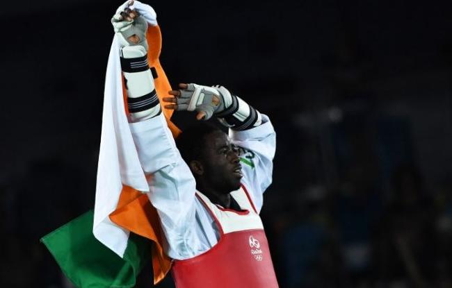 jeux-olympiques-de-rio-taekwendo-cisse-cheick-offre-la-medaille-d-or-a-la-cote-d-ivoire