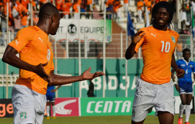 Ivoire Meilleure Attaque