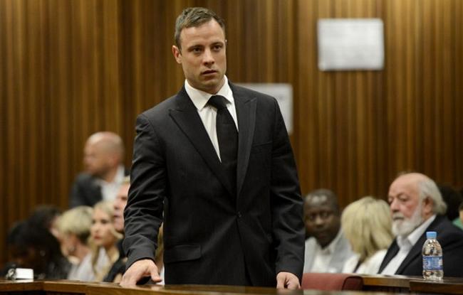 Pistorius prend 5 ans ferme