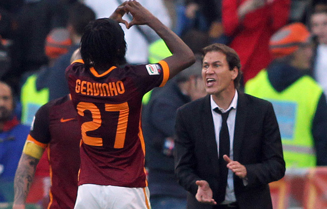 Garcia �voque Gervinho