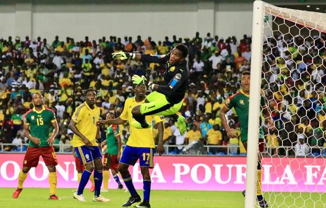 Le Gabon est éliminé