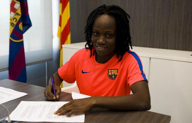 ange-koko-n-guessan-signe-au-fc-barcelone-le-club-espagnol-a-annonce-l-arrivee-de-l-attaquante-ivoirienne-sur-son-site-officiel