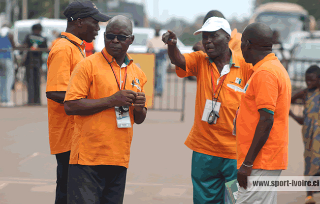 Les commissaires africains outill�s