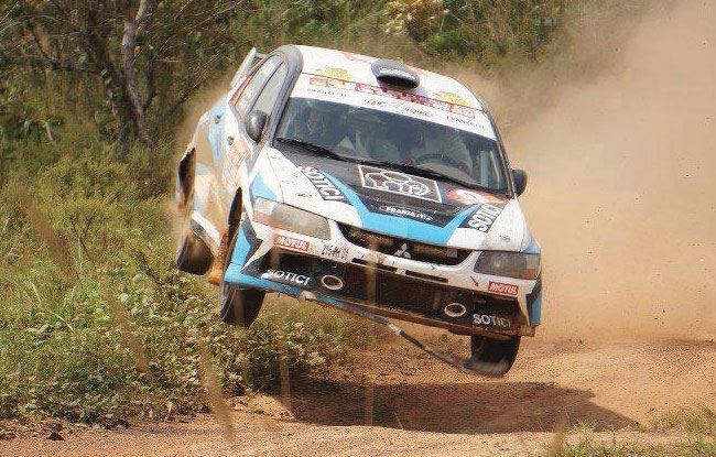 Dimbokro 2014, Le Rallye du soleil