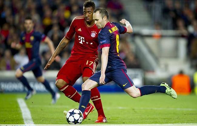Revoil� le choc Bar�a-Bayern