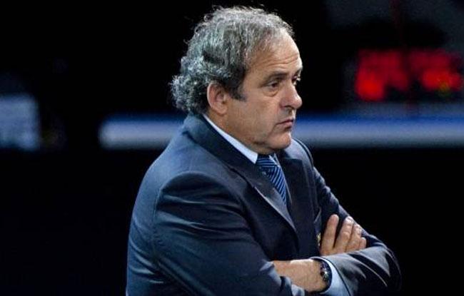 radiation � vie pour Michel Platini ?