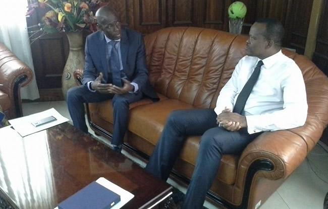 Le Lib�ria veut recevoir � Abidjan