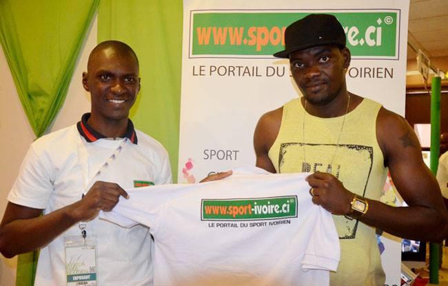 � Suivez sport-ivoire.ci �