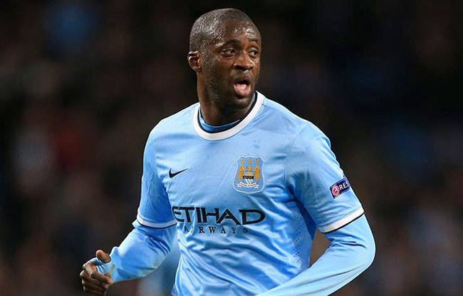 Yaya, City � vie