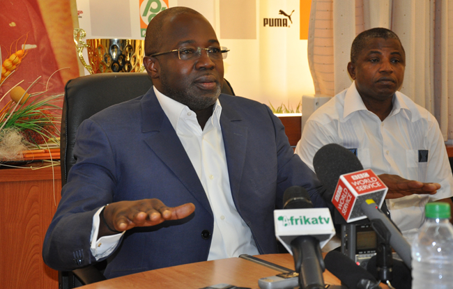 Une avanc�e pour CI-Sierra Leone