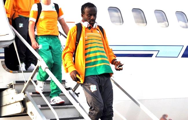 Doumbia est de retour
