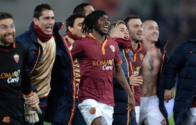 Gervinho a un record