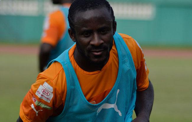 Seydou Doumbia, � Pour l�amour de la C�te d�Ivoire�. �