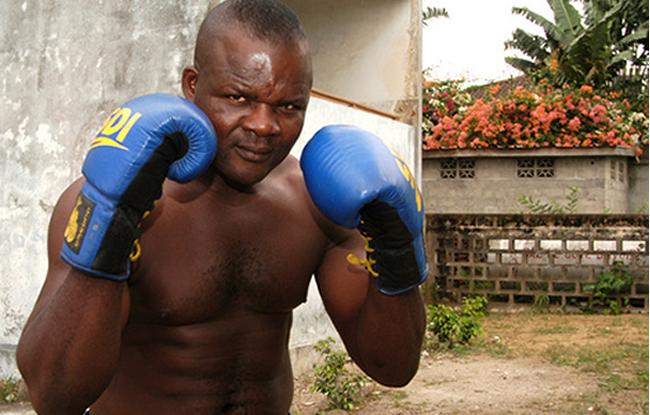 N�Gou Augustin : � Je suis pr�t physiquement pour boxer �