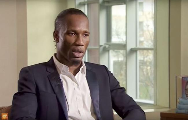 Didier Drogba : � Voici ce qui me fait mal �