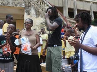 DK cœur d'Afrique au secours des populations