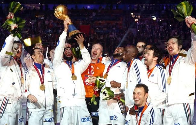 Handball coupe du monde 2015 masculin 5 titre mondial - Diffusion coupe du monde de handball 2015 ...