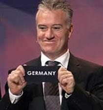 Football/ Tirage au sort EURO 2008 : La France en danger