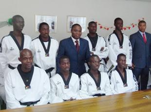 La Côte d'Ivoire sur le haut du podium