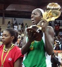 Basket/ CAN Féminine Dakar 2007: Une maison pour chaque Malienne championne