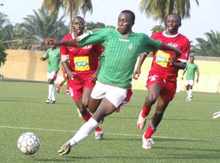 Idrissa Kouyaté en Belgique