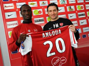 Angoua présenté