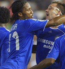 Football Ligue des Champions: Chelsea se relance