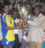 Handball/ Super Coupe d'Afrique 2007 : Le Petro prend son trophée chez le  Rombo