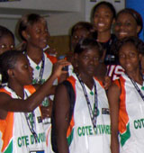Basket/ Préparation CAN féminine Dakar 2007: L'équipe nationale de Côte d'Ivoire n'ira plus à Nantes