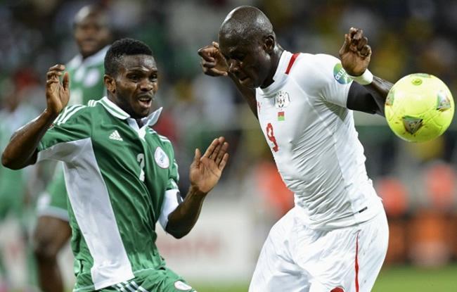 Burkina et Nigéria surpris