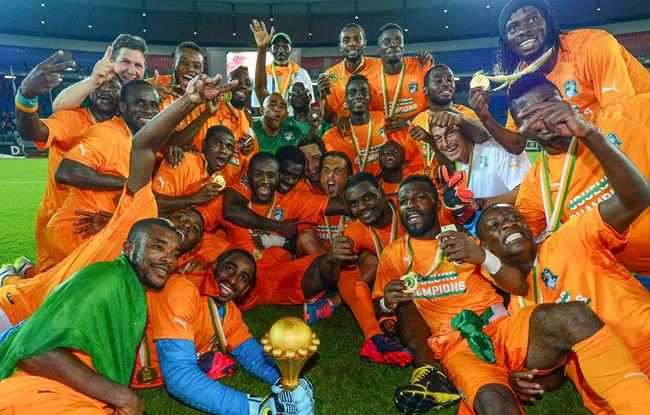 La Côte d'Ivoire, meilleure nation