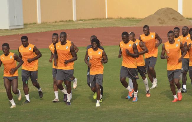La Côte d'Ivoire dans le groupe I