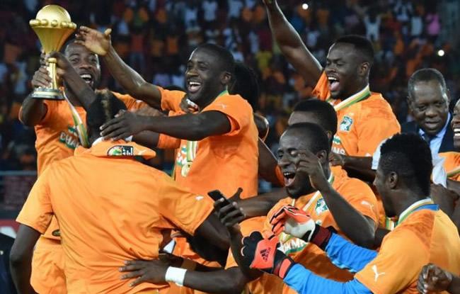 CHAMPIONS D'AFRIQUE !