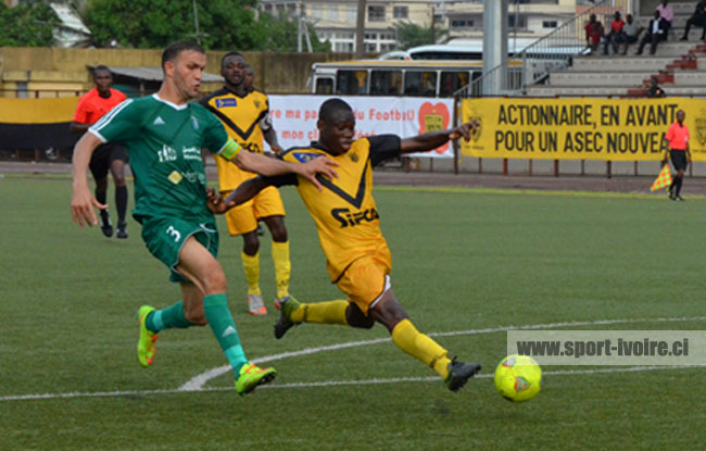 L'ASEC prend une option