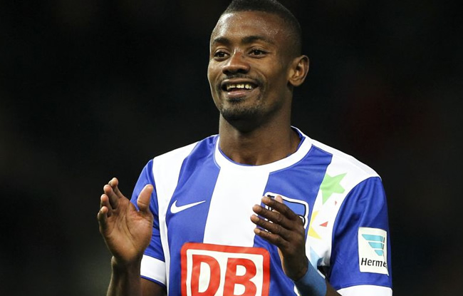 Kalou va rester à Berlin