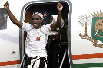 Football: Didier Drogba, passionnément ivoirien