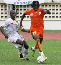 Football/ Eléphants Espoirs :  Gervinho-N'Gossan la paire qui crève