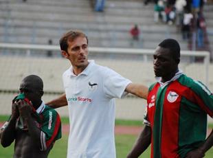 Football/ Mtn Ligue 1, 10 è journée, Africa-stade (0-1):Second revers pour les Aiglons