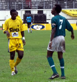 Football/ 14e journée en retard Ligue 1 Côte d'Ivoire : L'ASEC cale face à Bouna