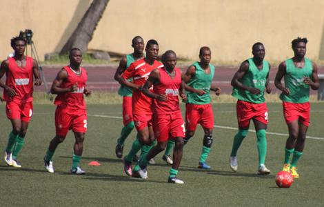 L'Africa vers la Ligue 2