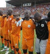 GHANA CAN 2008 : Les 23 Eléphants presque connus
